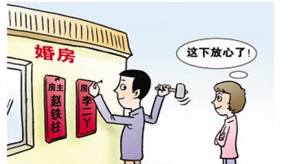 """7成网友认为先有房再有家 房子成""""脱光""""筹码?"""