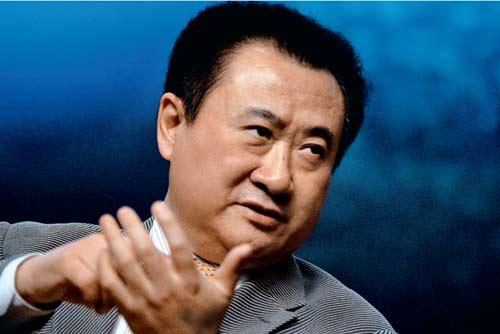 王健林:中国房地产有泡沫 但绝对不会崩盘
