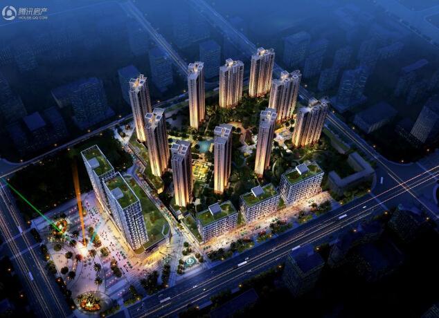 马尾正荣财富中心在售中 2#楼预计5月可预约