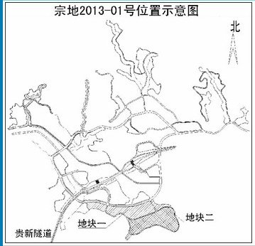 福州2013首次公开土地出让地块 3块地全部拍出