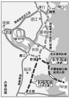 长福高速即将通车,预计长乐房价又将迎来一波涨潮