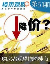 楼市观察第51期:福州7成受访者1年后再买房 购房者观望拖垮楼市?