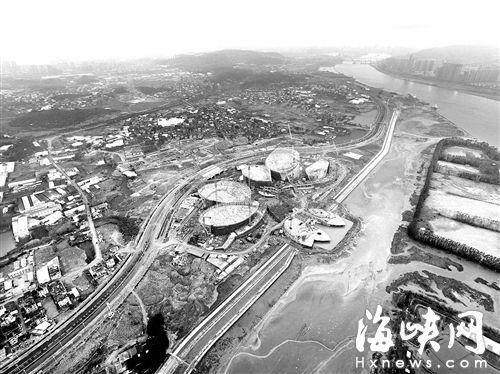 福州:绵延环岛堤 串起全国最长环岛路