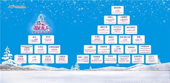 秘籍八:圣诞平安夜,各路精彩放肆看 见过乘着雪橇的圣诞老人,但是你见过能随心所欲玩转自行车和滑板的圣诞老人吗?12月24日,看多才多艺的圣诞老人如何惊爆你的眼球。更有芬兰美女性感热舞,超炫魔术表演,激情乐队演绎。活动一档接一档,带你各路精彩放肆看。