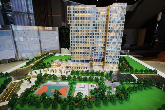 这个开发商有点另类 1/3土地不建房子竟拿来做公园