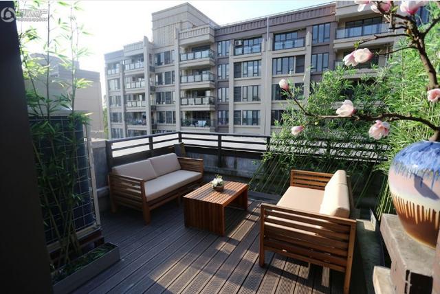 阳台只用来晾衣服太可惜 看看广州这些楼盘怎么玩