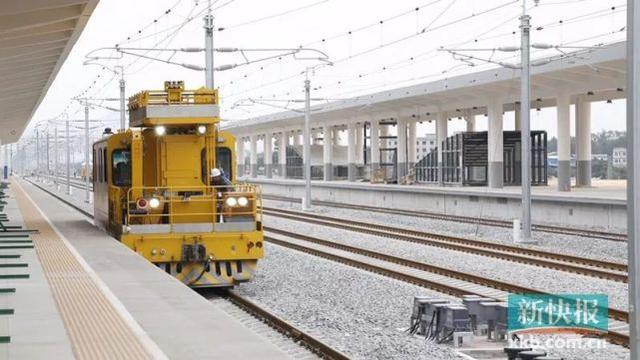 广州到湛江只需三个钟!江湛铁路预计6月底通车