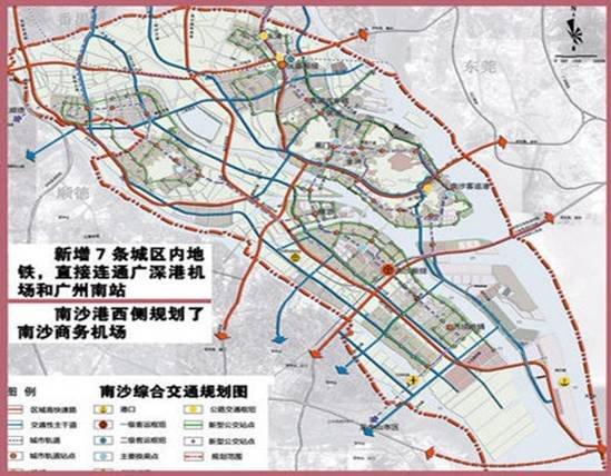 深圳市轨道交通规划图