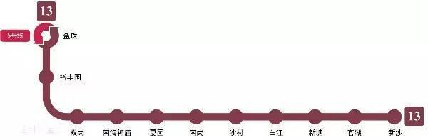 最能装的列车来了!广州13号线首批列车交付 年底通