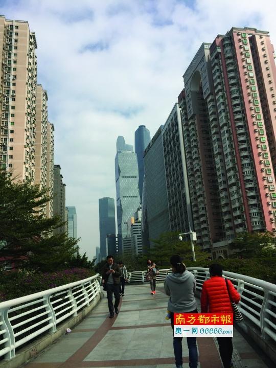 广州二手写字楼回报率哪儿最高?体育中心