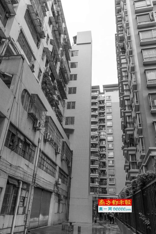 荔湾区今年要给150栋旧楼加装电梯