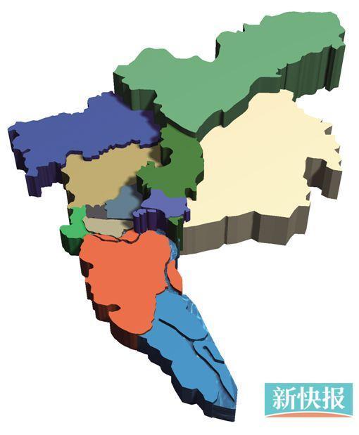 国务院同意广东省调整广州市部分行政区划图片