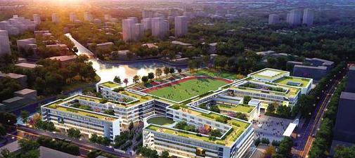 广州各区多所新校今年开始招生了