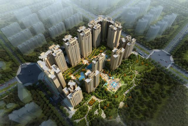 广钢新盘扎堆亮相 800方泳池项目&别墅产品争相入市