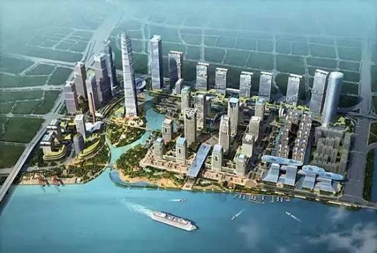 """崛宗的金融城:与广州经济共""""号召吸"""" 2016年突发了什么父亲事?"""