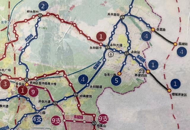 买房跟着规划走!5条地铁3条有轨电车 数百亿产业爆发增长 这样的黄埔你还不来?