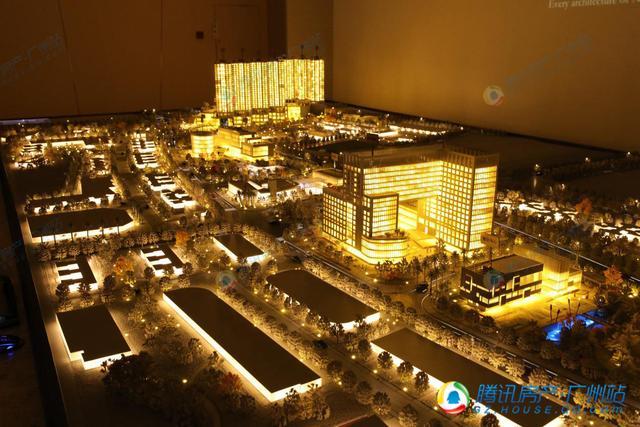 广州豪宅实探:好看的豪宅四千多万,有趣的富豪坐拥一套