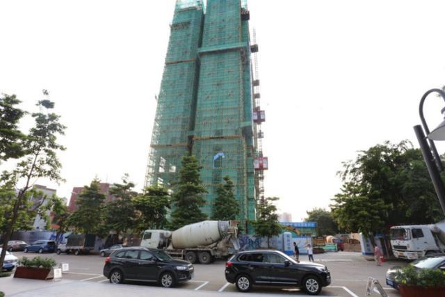 番禺市桥居然还有新楼盘 据说它还能卖到3.5万元/平