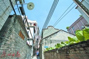 广州700年深井古村 今年微改造更新