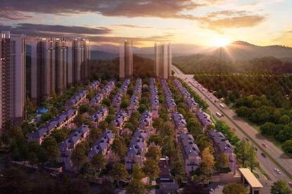 天宸原著夺广州中心六区销冠  95-140㎡新品火热加推