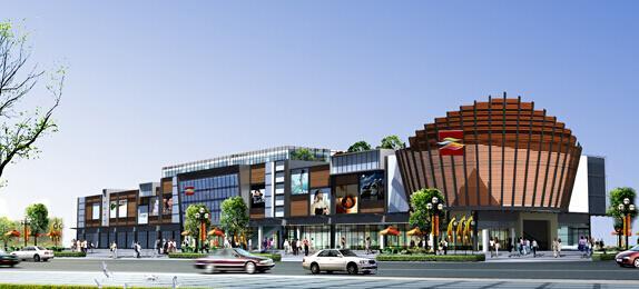 """体验式消费推动东圃商圈升级 东圃地处天河区东部,随着广州城市""""东拓图片"""