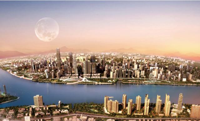 白鹅潭上再起新篇章 新世界凯粤湾造都市人居典范