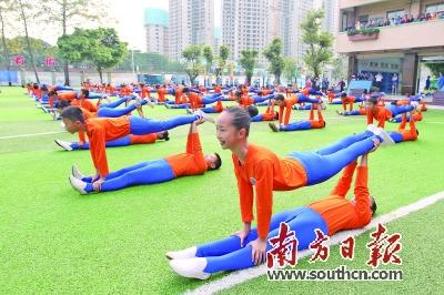 2020年广州体育消费 总规模可达580亿元