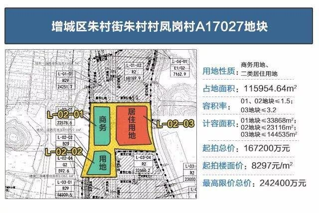 碧桂园富士康39亿打造增城科技小镇