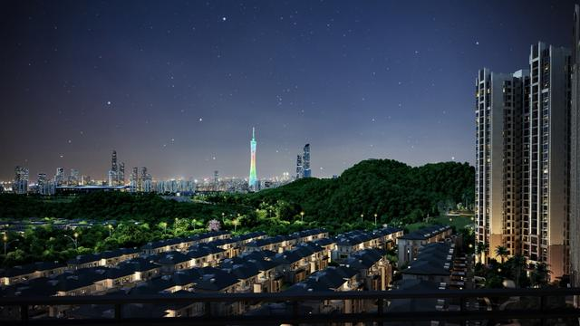 天河90多平的三房,广州楼市不可再生资源