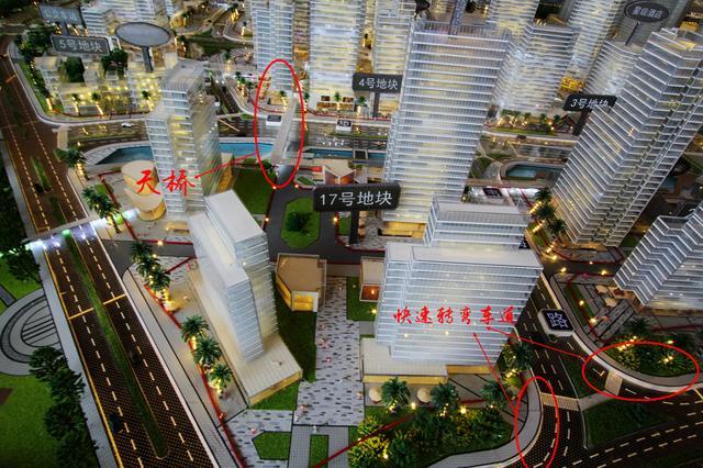 """实探万科南站134万方""""巨无霸""""综合体 将建购物公园+极小公寓+精品酒店+娱乐中心…"""