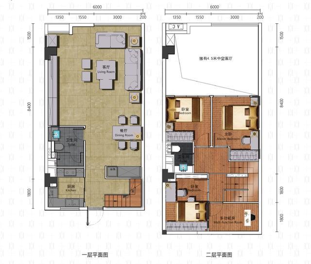 南洲双地铁上盖少有的新项目 一套房顶几套房用