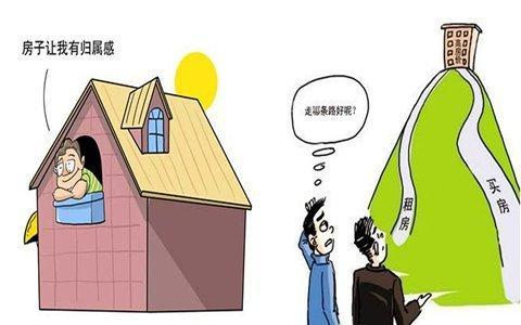 【侃房哥】国家鼓励租房?网友:说得好像买得起一样