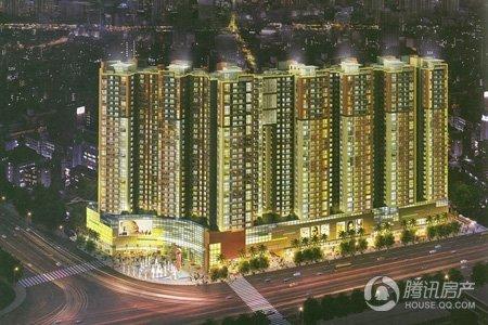君华香柏广场推三四房 均价2.7万/平起