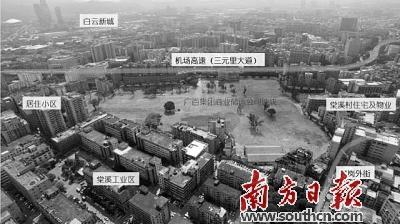 棠溪火车站将建安置房  周边区域实现连片更新改造