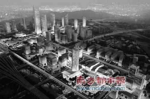 客流量爆发性增长 广州南站规划可能升级