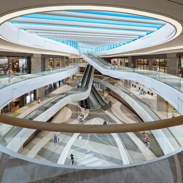 凯德华南首个购物中心管理输出项目佛山启幕