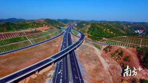 广东这6条高速将于年底前建成通车 有经过你家吗?
