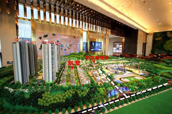 增城教育城来势汹汹的项目 买房就看重它升值潜力大