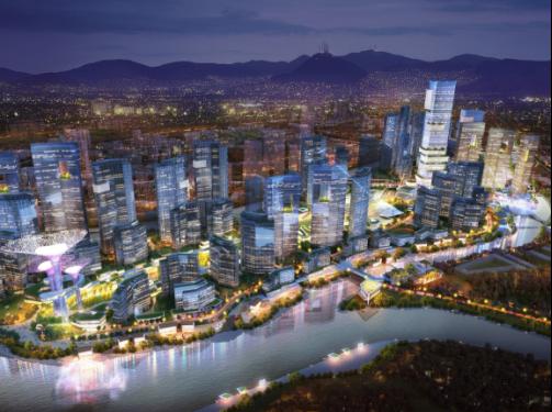 新世界布局大湾区 携手深圳罗湖区政府打造口岸经济带