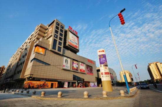 花都大盘享一站式休闲 shopping mall就在家门口