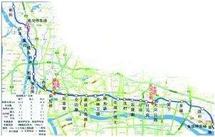 这条地铁或年底开工跨广州五个区 沿线周边楼盘抢先看