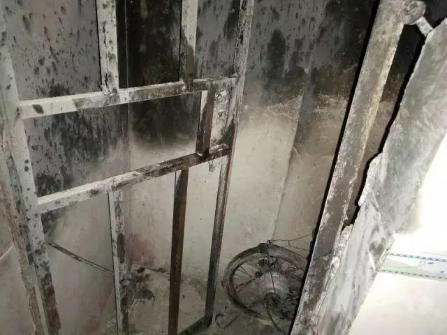 天河首次!小区楼梯间起火,一居民被行拘10日