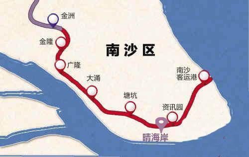 小编踩盘:南沙海景地铁盘 自贸区核心位置前景无限