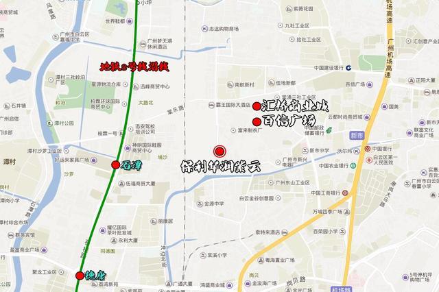 白云区这个城中村包围没地铁的楼盘 竟卖到4万/平?