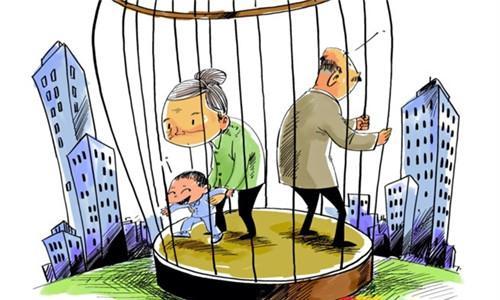 父亲节不能陪爸爸! 七成网友不会在穗买房给父母养老