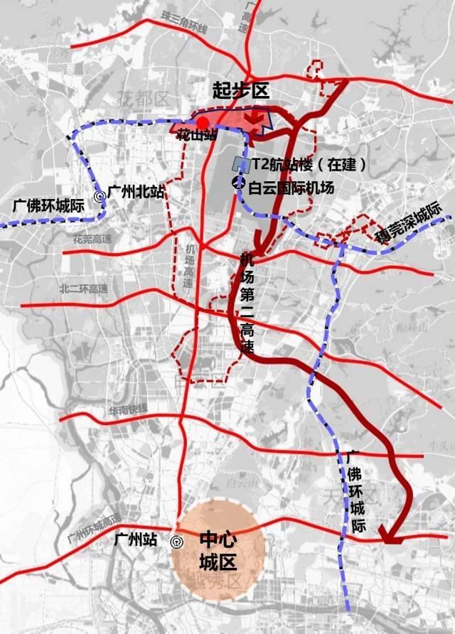 """当自贸区遇上广州空港经济区 该为谁""""翻牌""""?"""