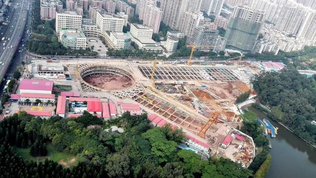 天河公园将成广州最大的地铁站 坐拥3条地铁线