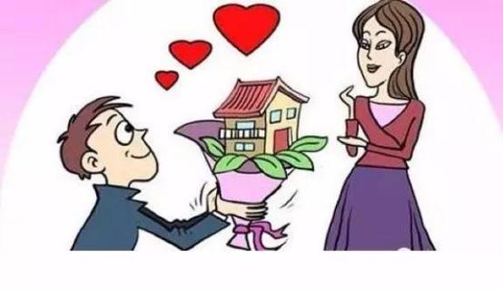 近六成单身女性无房不嫁 可是有房的单身男性又有多少?
