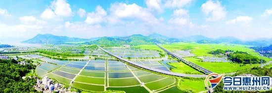 惠州构建大交通格局:建设两港三网 交通四翼齐飞