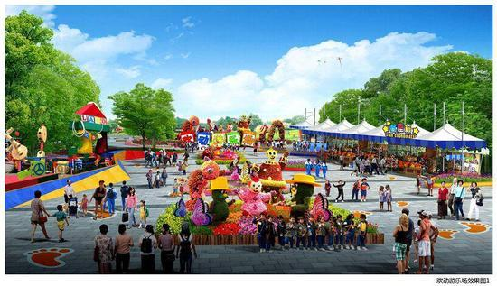 萌娃来这儿玩!大亚湾儿童公园预计今年7月开园!